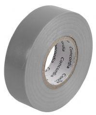 CONCORDIA TECHNOLOGIES AIT1920GREY SINGLE  Insulation Tape Grey 19Mm X 20M